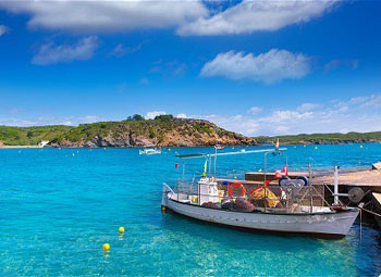 fishingtripmenorca.co.uk boat tours to Es Grau in Minorca